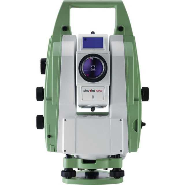 Leica Nova TM50