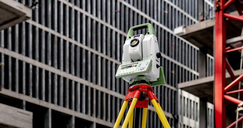 Leica Surveying Equipment